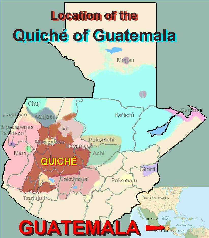 Guatemala Maps - Guatamala map